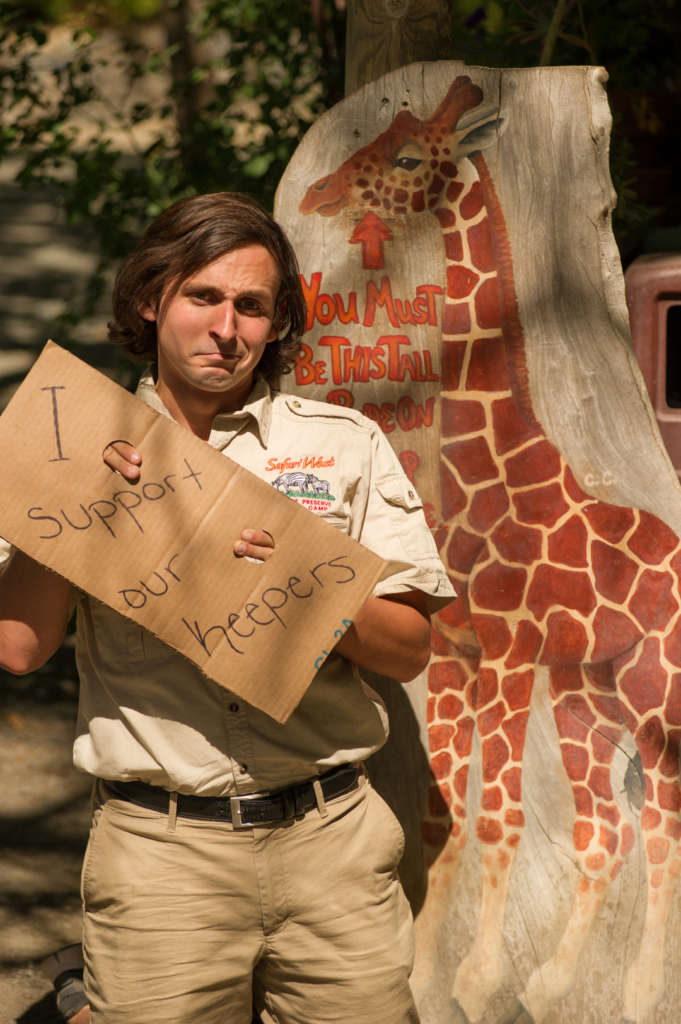 I support our keepers