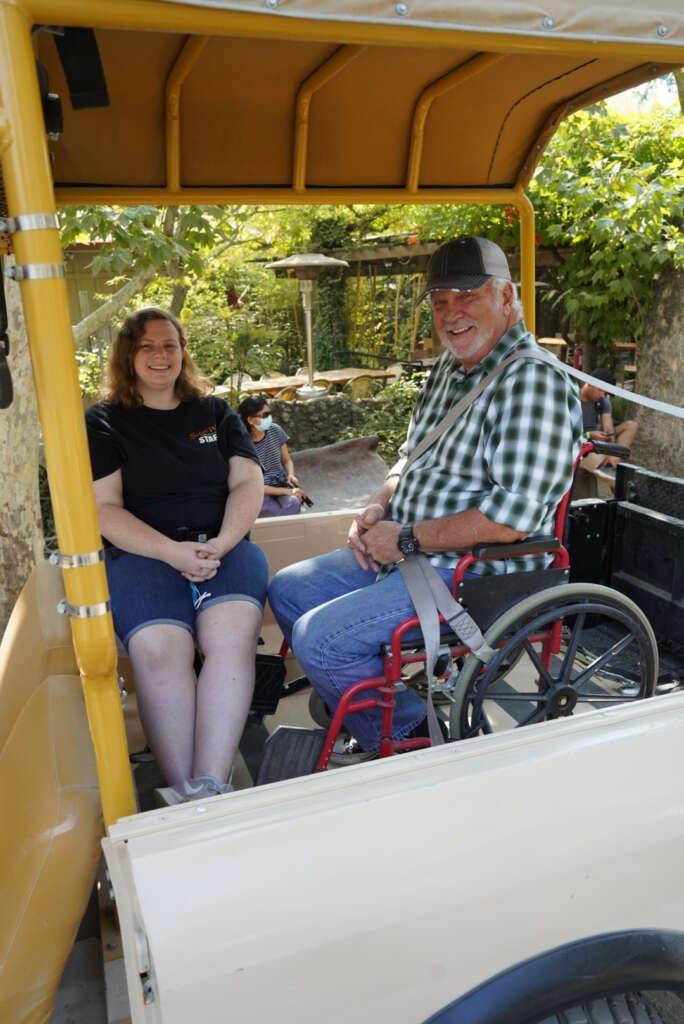 Paratransit Vehicle